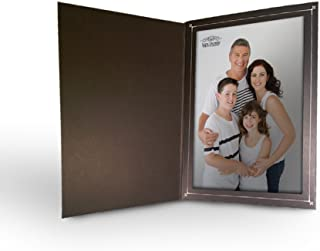 BETTER CRAFTS Cardboard Photo Folder 4x6 - Black (100)