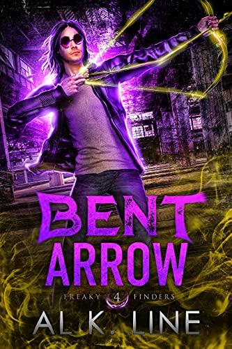 Bent Arrow (Freaky Finders Book 4) by [Al K. Line]