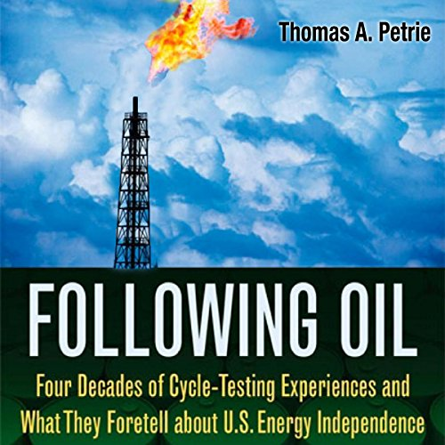 Following Oil audiobook cover art