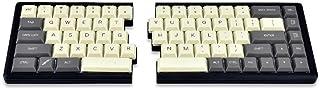 Mistel BAROCCO MD650L 分離式 メカニカルキーボード 英語配列 Cherry ML Switch ML1A 採用 アイボリー/グレー MD650L-LUSMGAB1