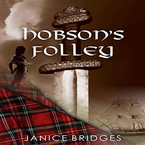 Hobson's Folley audiobook cover art