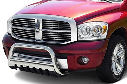HS Power Chrome Heavy Duty Push Bar