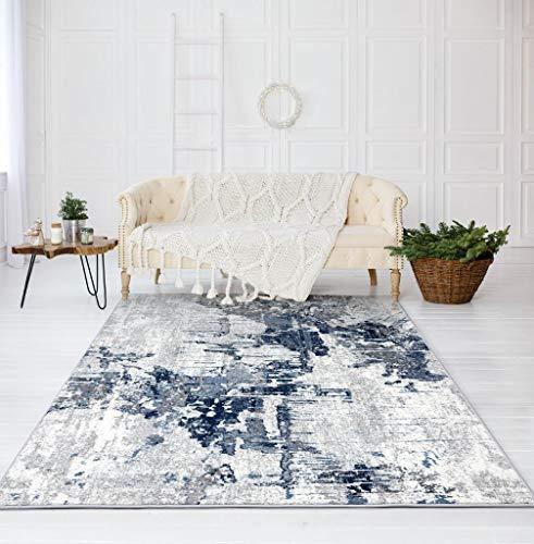 Modern area rug