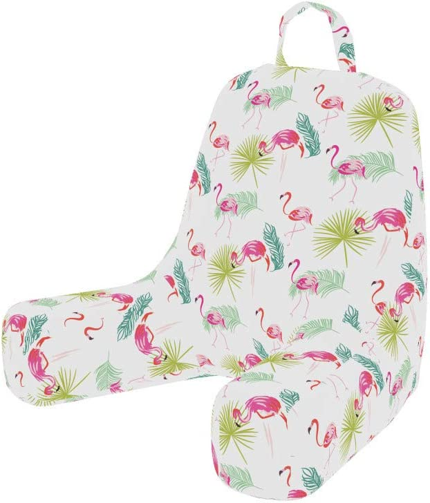 Over item handling ☆ online shopping Ambesonne Natural Foam Reading Pillow Ani Exotic Tropical Theme