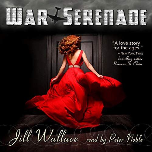 War Serenade: An Epic WWII Love Story audiobook cover art