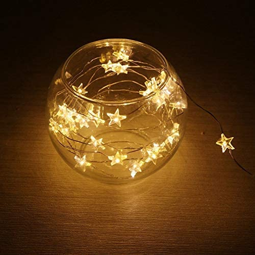 Daliuings Practically 2M 3M 4M 5M Copper 35% OFF LED Li Price reduction String Wine Star