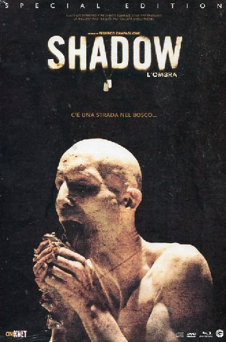 Shadow (Limited) (Dvd+Blu-Ray+Fumetto+Libro+Cd)