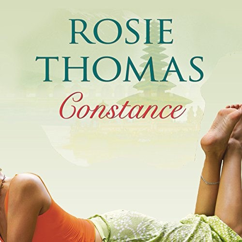 Constance audiobook cover art