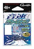 がまかつ(Gamakatsu) スナップ 音速パワースナップ L 100lb 45.3kg 7個 67850
