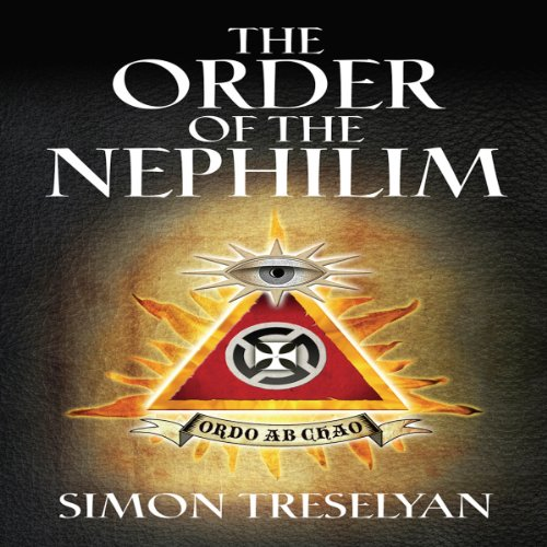 The Order of Nephilim audiobook cover art