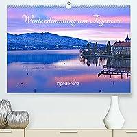Winterstimmung am Tegernsee (Premium, hochwertiger DIN A2 Wandkalender 2022, Kunstdruck in Hochglanz): Bezaubernde Stimmungen am Tegernsee im Winter (Monatskalender, 14 Seiten )