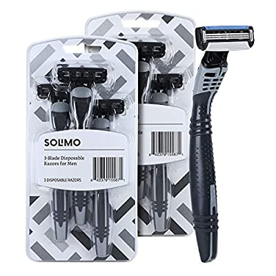 Amazon Brand Solimo 3-Blade