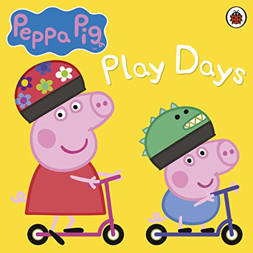 Peppa Pig: Play Days audiobook cover art