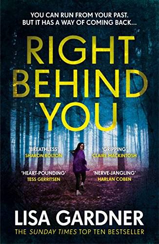 Right Behind You: A gripping thriller from the Sunday Times bestselling author of BEFORE SHE DISAPPEARED (FBI Profiler Book 7) (English Edition)