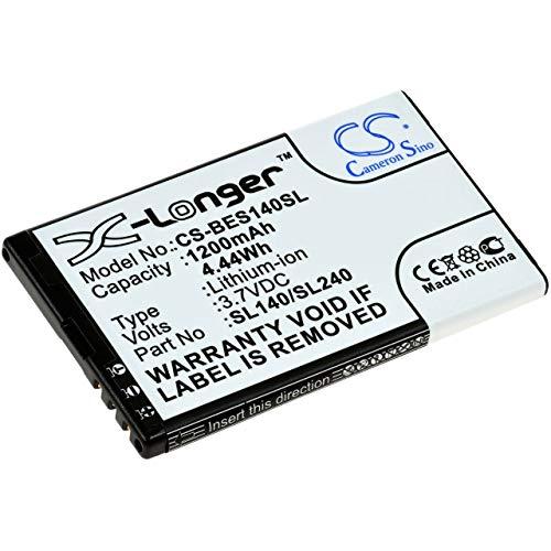 Akku für Handy Doro Primo 366, 3,7V,...