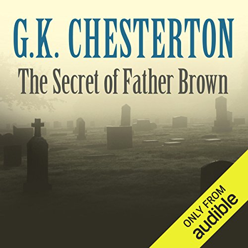 The Secret of Father Brown audiobook cover art