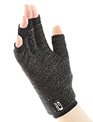 PERFECT ARTHRITIS GLOVES FOR ACTIVE LIFESTYLES: Premium quality brace with thumb support featuring a dynamic design for snug, yet flexible fit and comfort, suitable for everyday activities. PAIN RELIEVING ARTHRITIS GLOVES: Medically engineered to hel...