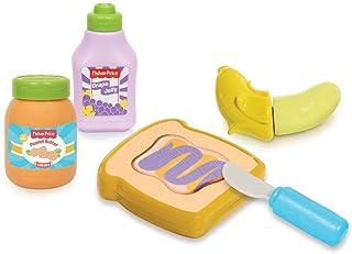 Fisher Price mantequilla de maní y jalea Set Alimentos, multicolor