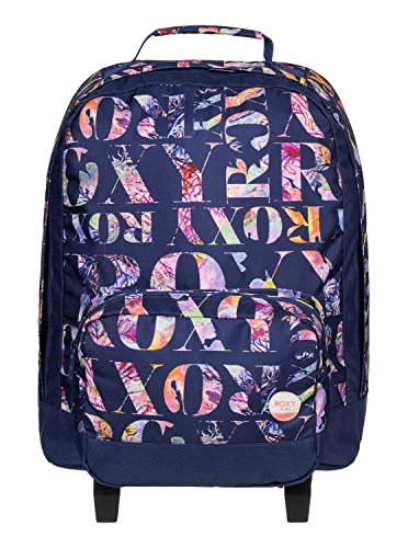 Roxy Rainbow Connection - Wheeled School Backpack - Fille