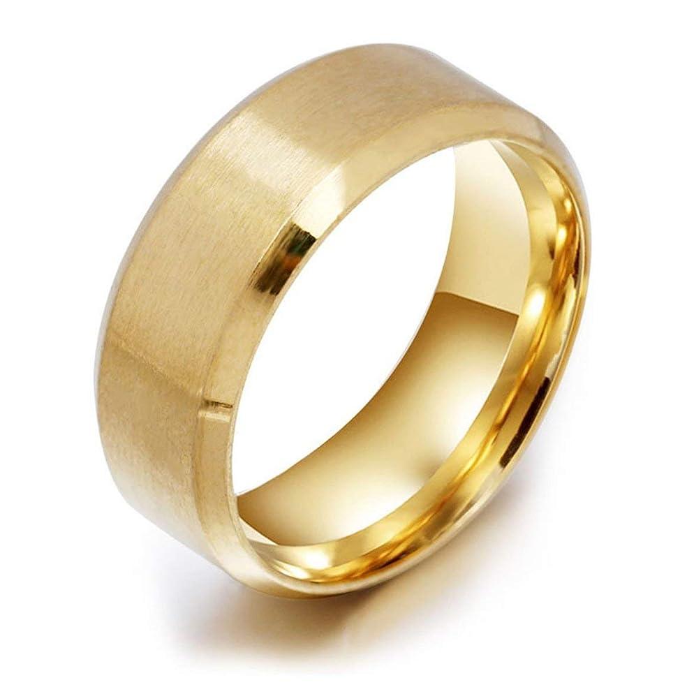 小切手泳ぐファーザーファージュステンレス鋼の医療指リング磁気減量リング男性のための高いポーランドのファッションジュエリー女性リング-ゴールド10