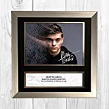 Martin Garrix 1 NDW Signed Reproduction Autographed Wall