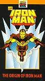Iron Man: The Origin of Iron Man [VHS]
