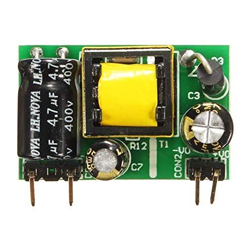 Z-LIANG ACDC220V a 5V 400mA 2W 3pcs conmutación Vertical Fuente de alimentación Módulos de Alto Rendimiento Compatible with Inteligente Compatible with el Hogar