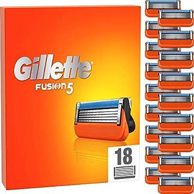 Gillette Fusion Rasierklingen 18