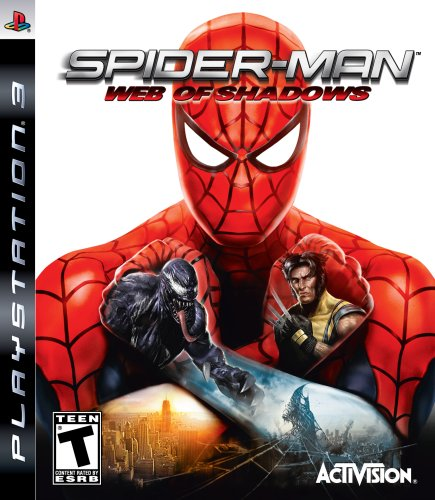 Spider-Man: Web of Shadows - Playstation 3