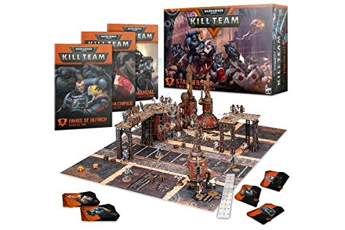 Games Workshop Warhammer 40,000 Kill Team Starter Set