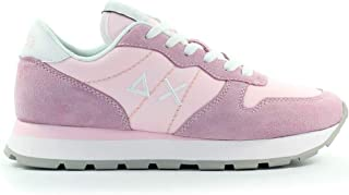SUN 68 Luxury Fashion Womens Z3020104 Pink Sneakers | Spring Summer 20