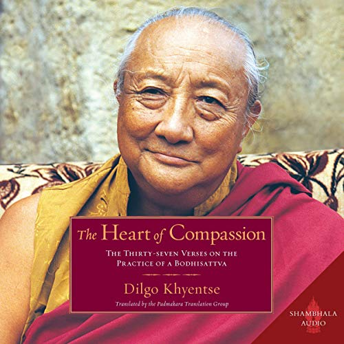 The Heart of Compassion cover art