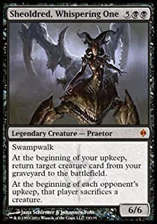 Magic: the Gathering - Sheoldred, Whispering One - New Phyrexia - Foil