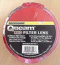 Brinkmann Q-beam Red Filter Lens