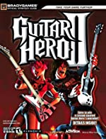 Guitar Hero II Official Strategy Guide de BradyGames