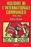 Histoire de l'Internationale communiste (1919-1943)