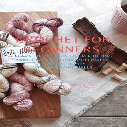 Couverture de Crochet for Beginners