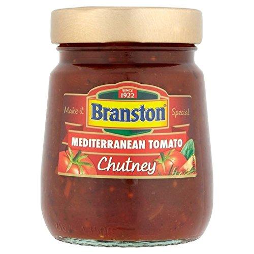Branston Mediterranen Tomaten-Chutney 290G (Packung von 2)