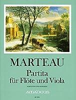 MARTEAU H. - Partita Op.42 nコ 2 para Flauta y Viola (Pauler)