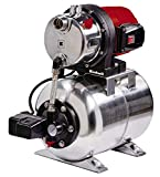 Einhell GC-WW 1250 NN - Grupo de presión con Hidrobox (1200 W, 5000 L / h Tasa de suministro máx., Presión de entrega máxima 5 bar, interruptor de presión, manómetro, contenedor de 20 L) (ref. 4173490)