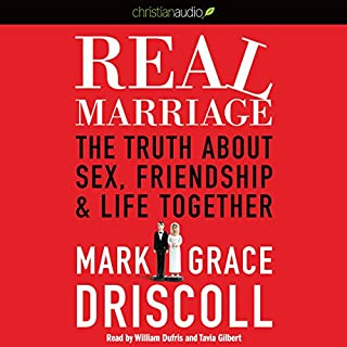 Real Marriage audiobook cover art