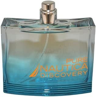 Men Nautica Nautica Pure Discovery EDT Spray 3.4 oz 1 pcs sku# 1785974MA