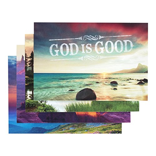 Thank You - Inspirational Boxed Cards - God Is Good