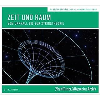 Zeit und Raum: Vom Urknall bis zur Stringtheorie Titelbild