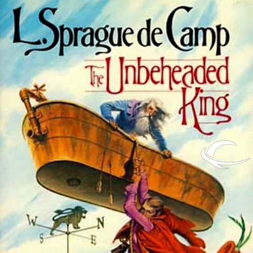 The Unbeheaded King audiobook cover art