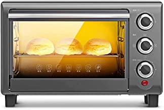KAUTO Horno Tostador Compacto de 16 l para Pan, Bagels, Galletas, Pizza, paninis y más con Bandeja para Hornear y función de Apagado automático con Temporizador de 60 Minutos