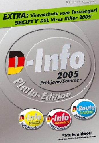 D-Info Platin-Edition Frühjahr 2005