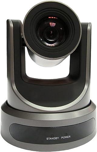 popular PTZOptics lowest 20X-NDI-GY, 20x Lens NDI outlet online sale Camera, Gray sale