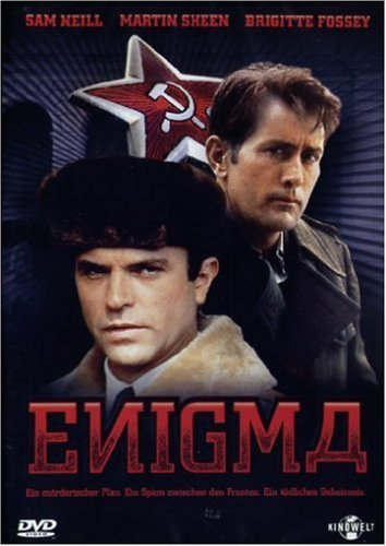Enigma by Martin Sheen