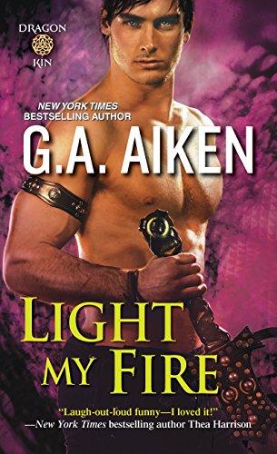 Light My Fire (Dragon Kin, Band 7)